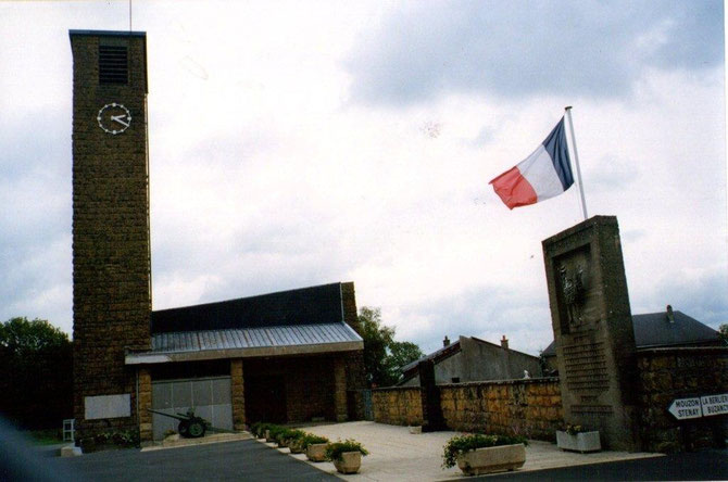 Le Musée du souvenir a Stonne