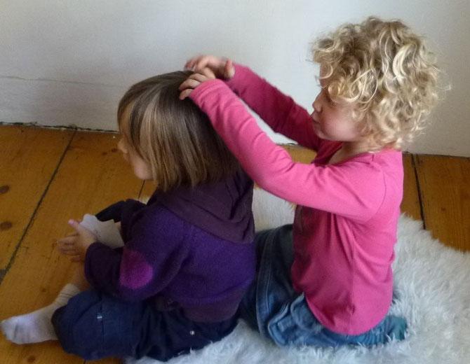 Massage et relaxation en famille Quimper