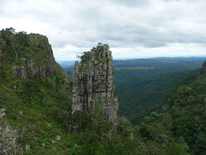Drakensberge, Blick Richtung Kruegerpark