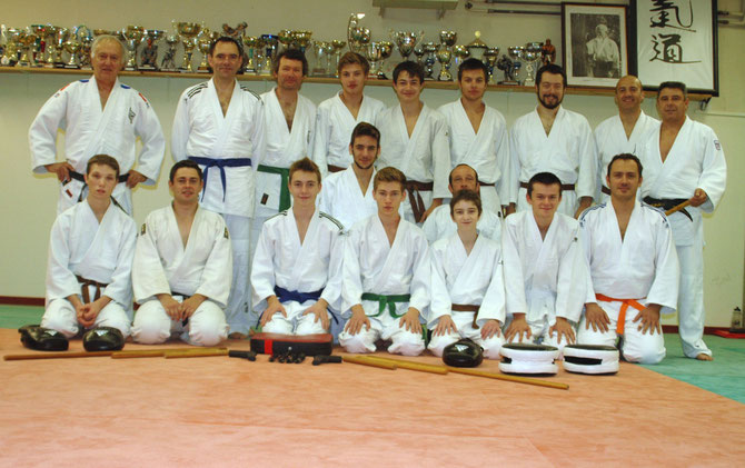 Club : Ecole de judo Réolaise - Jujitsu 2014