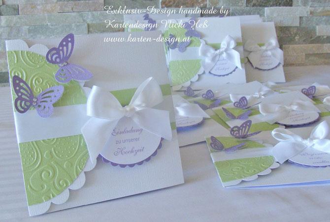 Hochzeitseinladungen, Einladungen zur Hochzeit, Hochzeit, Kartendesign, Heß, Kartenshop, edel