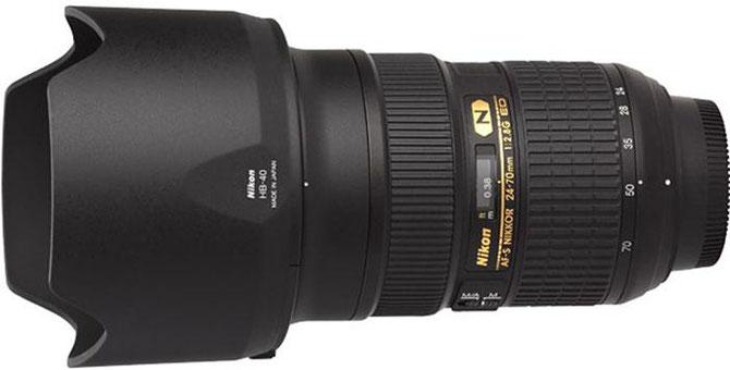 Nikon24-70 f 2/8