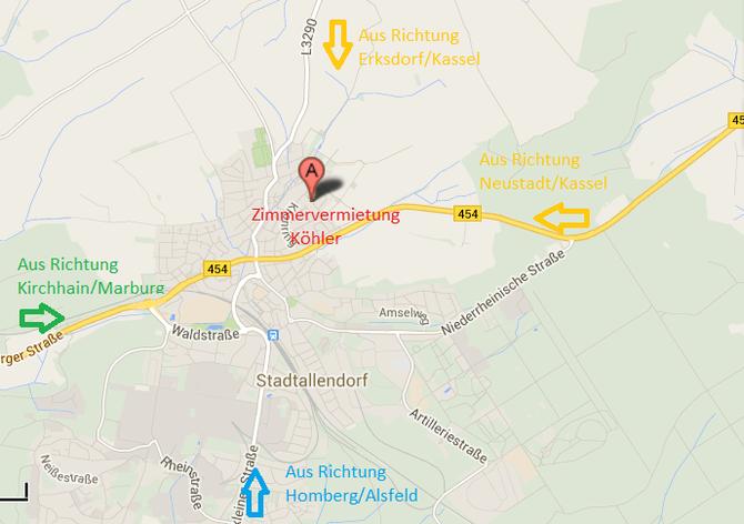 Adresse: Asternweg 7, 35260 Stadtallendorf