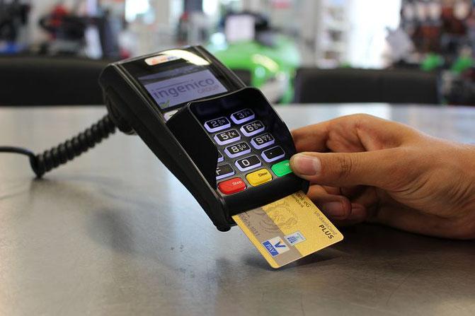 クレジットカード、
