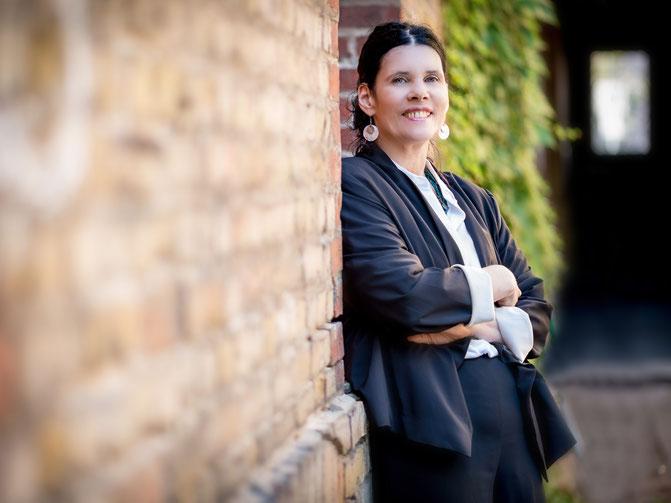 Katharina Reulecke (Foto: Dominique Prokopy Potsdam Studio für Fotografie & Grafik, www.prokopy.de)