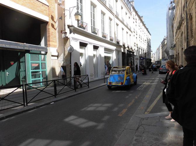 パリは本当に電柱を見ません