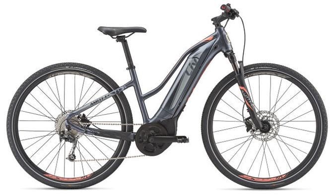 LIV Amiti E+ 2  - Trekking e-Bike - 2019