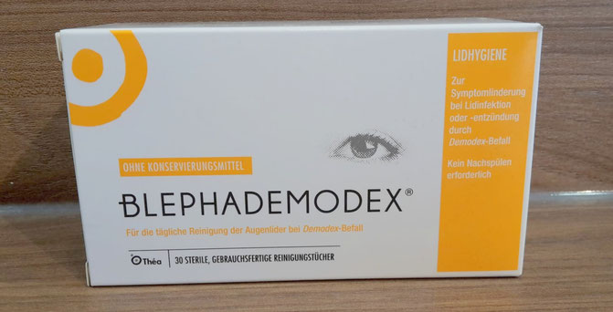 Blephademodex Abbildung