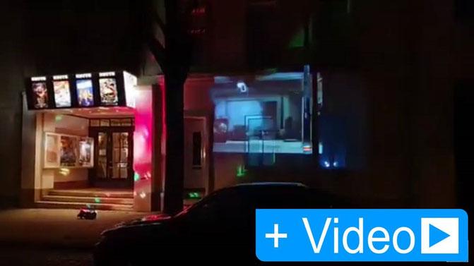 Video: Capitol Kino Bernburg