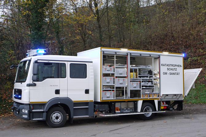 Foto: Ewers Karosserie- u. Fahrzeugbau / MI LSA