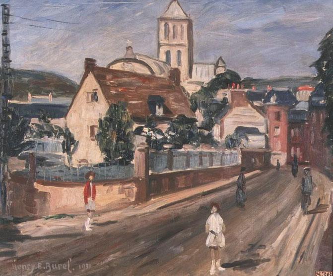 Les grandes écoles, Fécamp, 1931