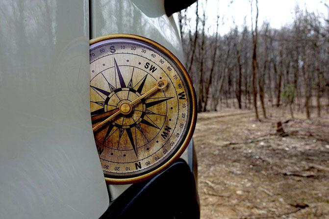 Ein Abenteuer ist zu Ende...wohin wohl unsere nächste Reise geht?