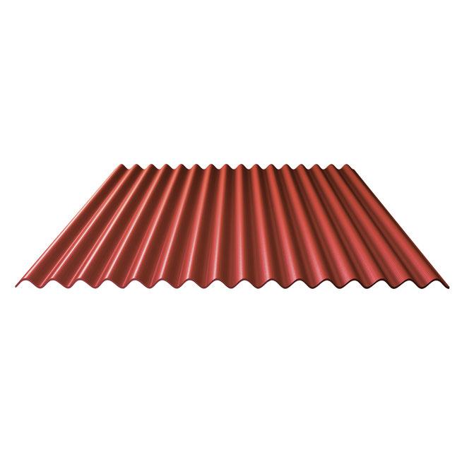HMG - gekleurde polyester golfplaten