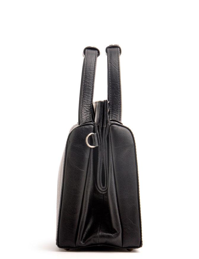 edle Vintage-Tasche Dirndltasche Trachtentasche  aus  Leder versandkostenfrei . OWA Handarbeit Ledermanufaktur
