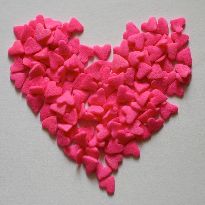 Heute gibt es etwas fürs Herz!