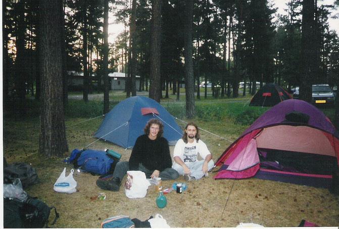 Östersund Suède 1994