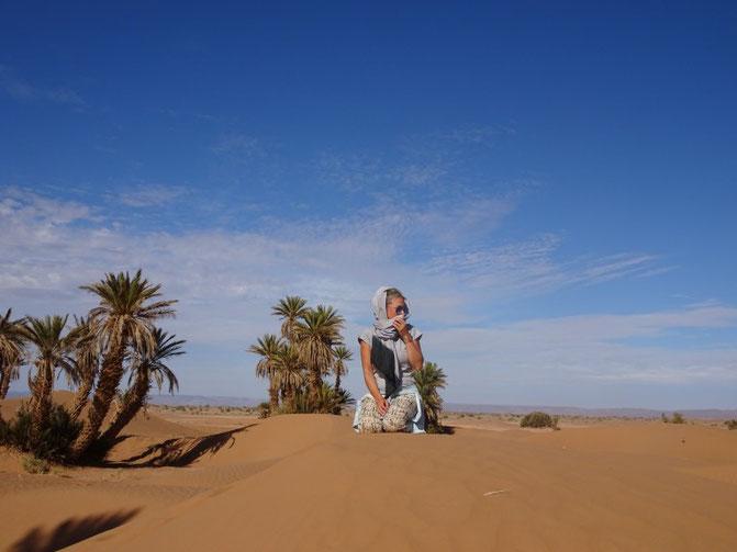 voyage marc désert