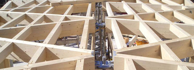Ingenieur-Holzbau - Holzbau ist Vertrauenssache!
