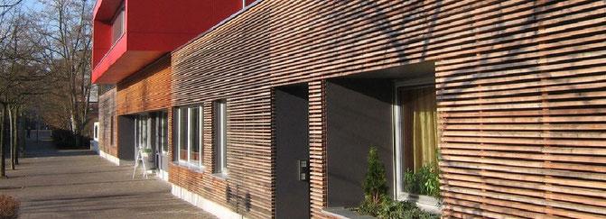 Fassadenbau - kreative, moderne Ideen!