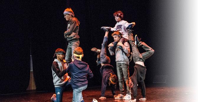Hip Hop New School Cours de danse hip hop Quimper Finistère