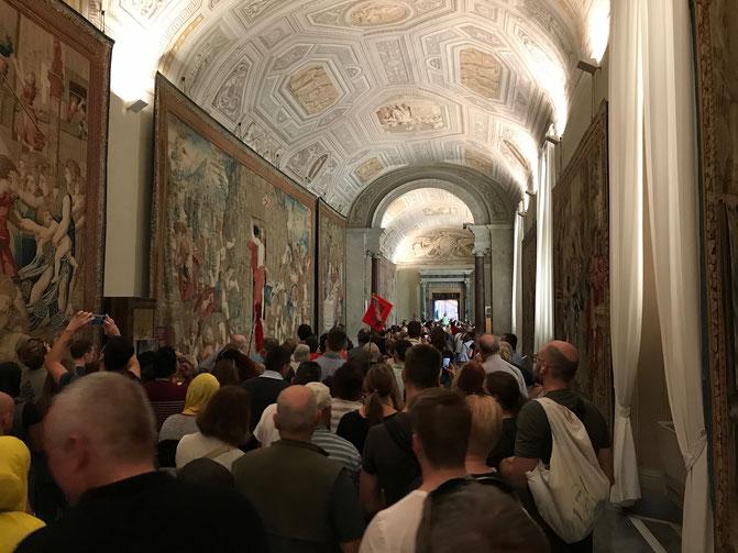 Phone photography | Vatican Museum