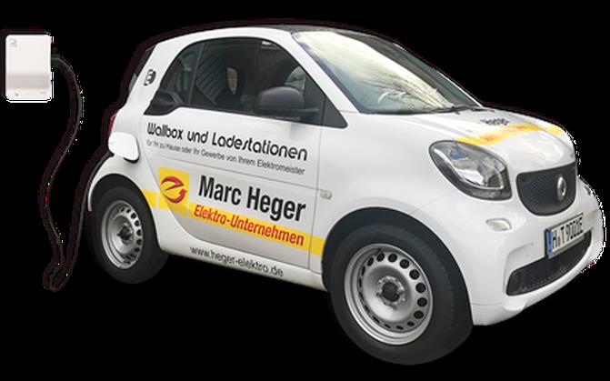 Heger-Elektro begleitet Sie bei der Elektromobilität von der Auswahl und Installation bis zur Inbetriebnahme Ihres Ladesystems.