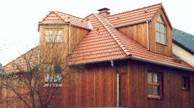 Einfamilienhaus als Holzhaus planen
