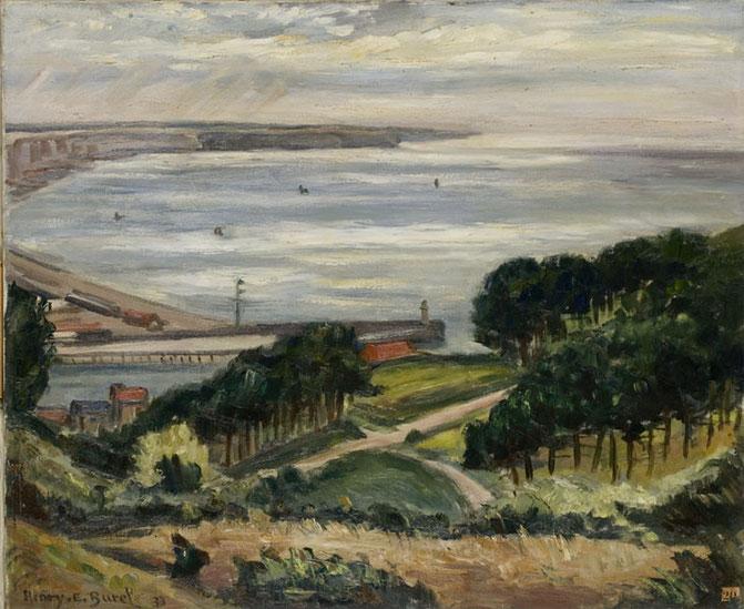 Cliché imagery Musée Malraux Le Havre