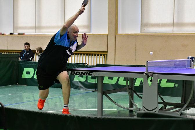 Tomas Janci verblüfft seine Gegner und das Publikum. Gegen Kennelbach konnte er sein gesamtes Können zeigen und entzauberte den starken Toth.