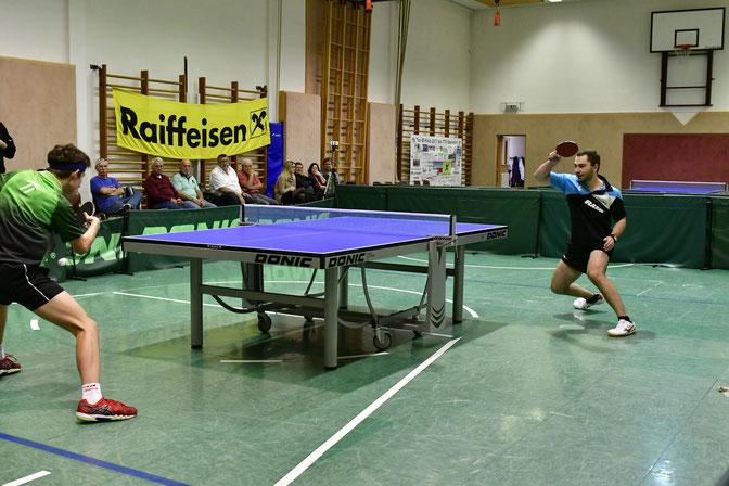 Michael Kufmüller erwischte leider kein gutes Wochenende. Gegen Wels und Kuchl gibt es aber wieder neue Chancen für den jungen Sierndorfer.