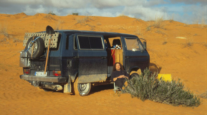 2003 TUNESIEN - KSAR GHILANE