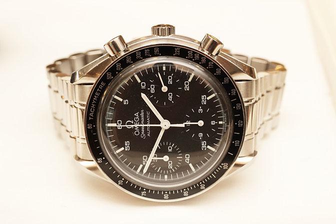 new arrival 9f440 65e12 水が入ると腕時計はどう劣化するか、オメガスピードマスター修理 ...