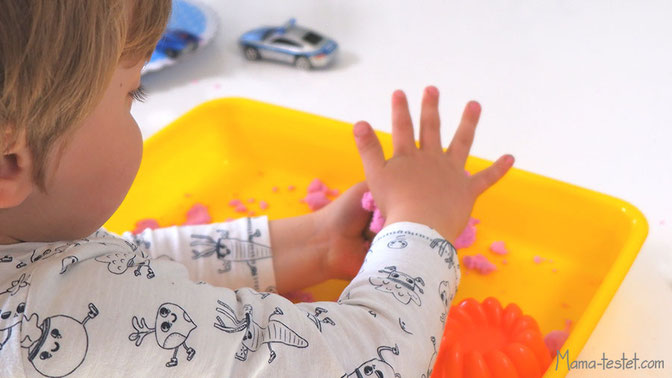 magic sand für kinder, magic sand ab welchen alter
