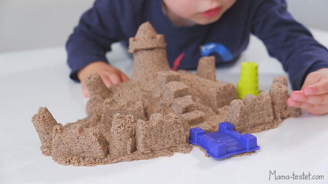 Kinetic Sand beach sand kingdom, spin master Kinetic Sand beach sand kingdom