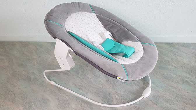 Hauck Newborn Aufsatz, Alpha Bouncer 2 in 1