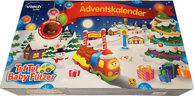 Adventskalender Duplo Kleinkind, Lego Duplo Winterspaß mit dem Weihnachtsmann