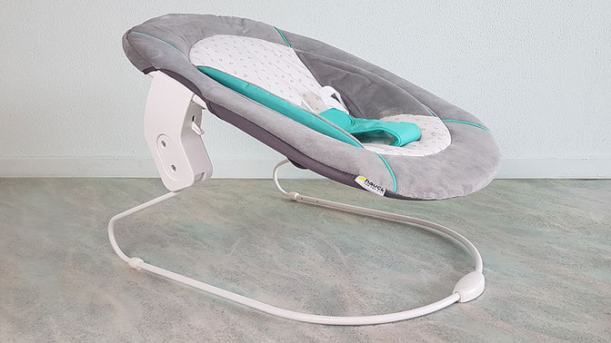 Hauck Alpha Plus Bouncer, Hauck Newborn Aufsatz