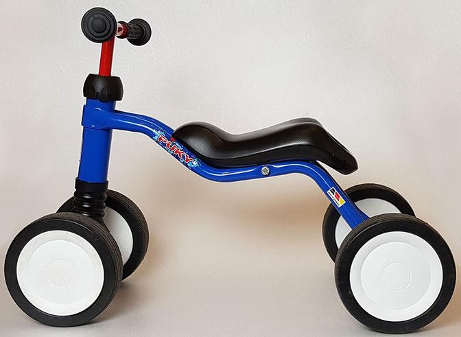 Wutsch Puky, Puky Wutsch, Laufrad mit 4 Rädern
