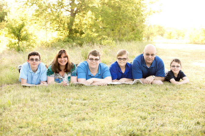 Frisco family photographer, McKinney family photography, boys, field,