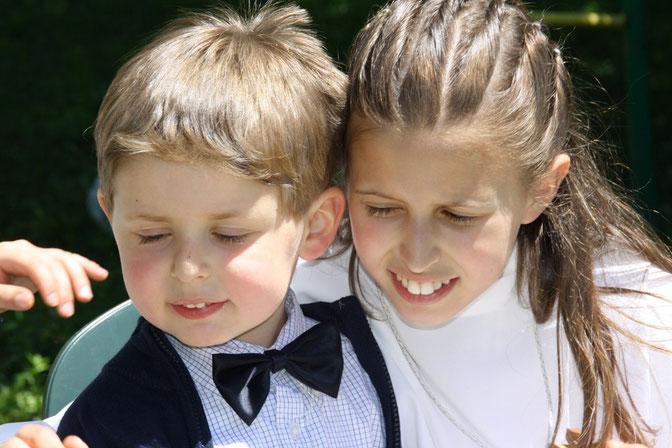 Giulia e Oscar