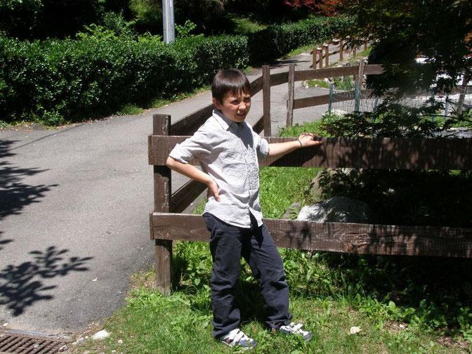 Mio nipote Filippo - Mi nieto Filippo - My nephew Filippo.