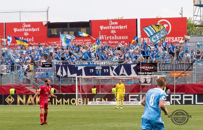 Flyeralarm-Arena - FC Würzburger Kickers