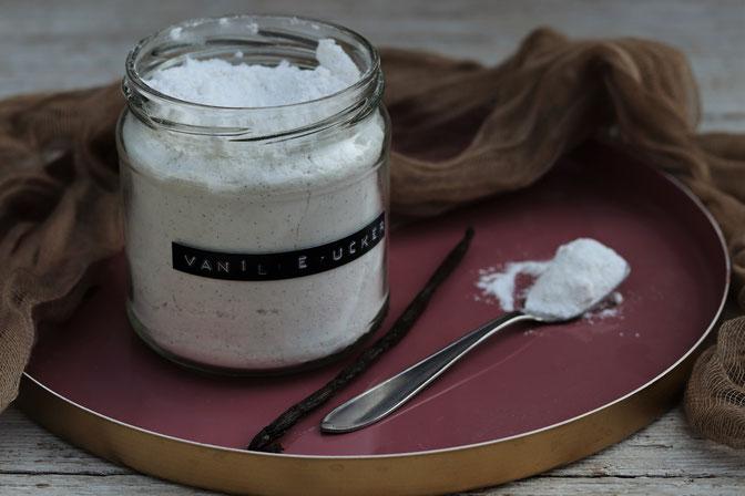 echter Vanillezucker selbstgemacht