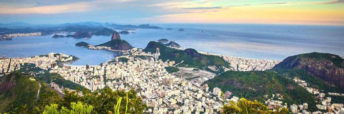 Rio de Janeiro (Brasil)-Panorâmica
