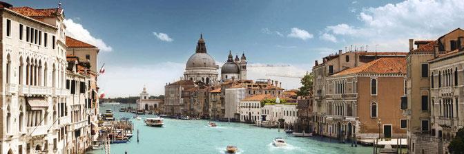 Venezia (Italia)-Gran Canale