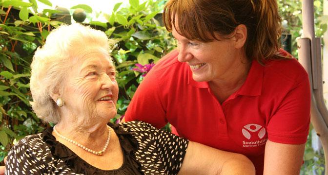Mobicura bietet mobile Pflege und Betreuung
