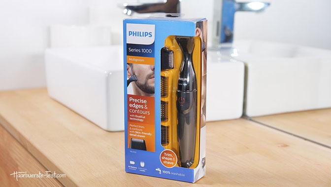 Philips Series 1000 Multigroom
