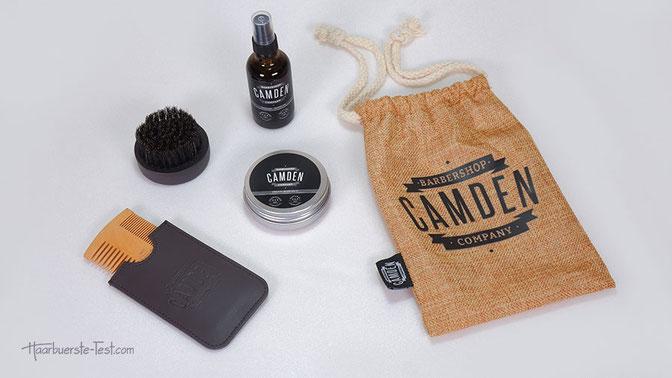 camden bartpflege, camden produkte, camden barbershop