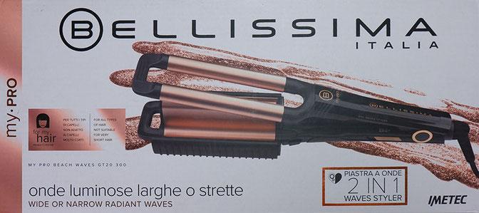 Verpackung Imetec Bellissima GT20 300