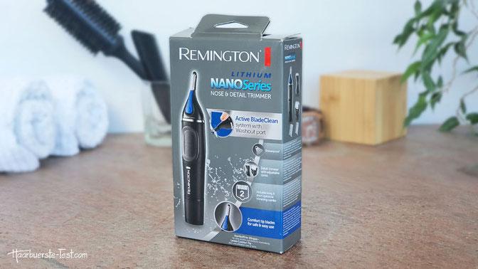 Remington Nasenhaartrimmer